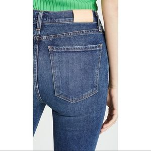 Citizen of Humanity Olivia high rise jean